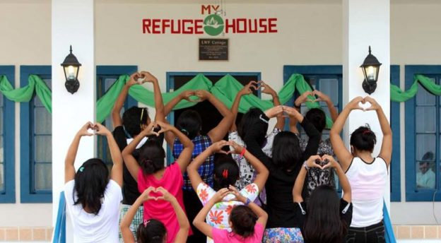 My Refuge House Receives 2017 Award | Leadership Worth Following
